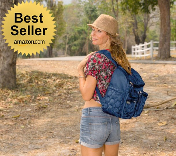 Bestseller Wallaroo Backpack Diaper Bag - Best Backpack Diaper Bags