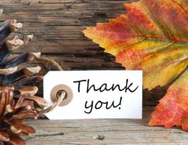 Giving Thanks Changes Your Brain