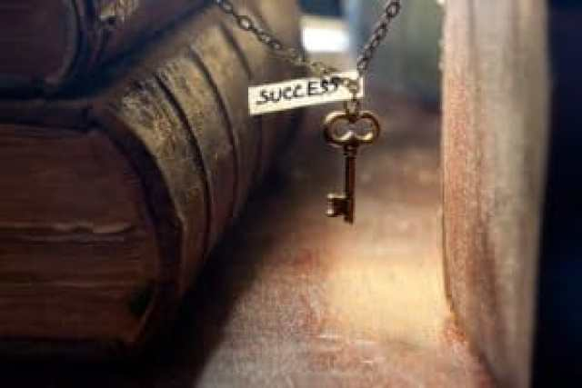 The Key To Success Is In Your Head