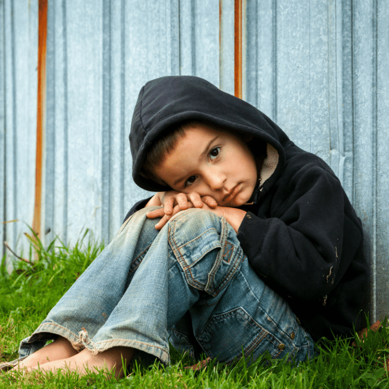 How Trauma Damages a Child's Developing Brain