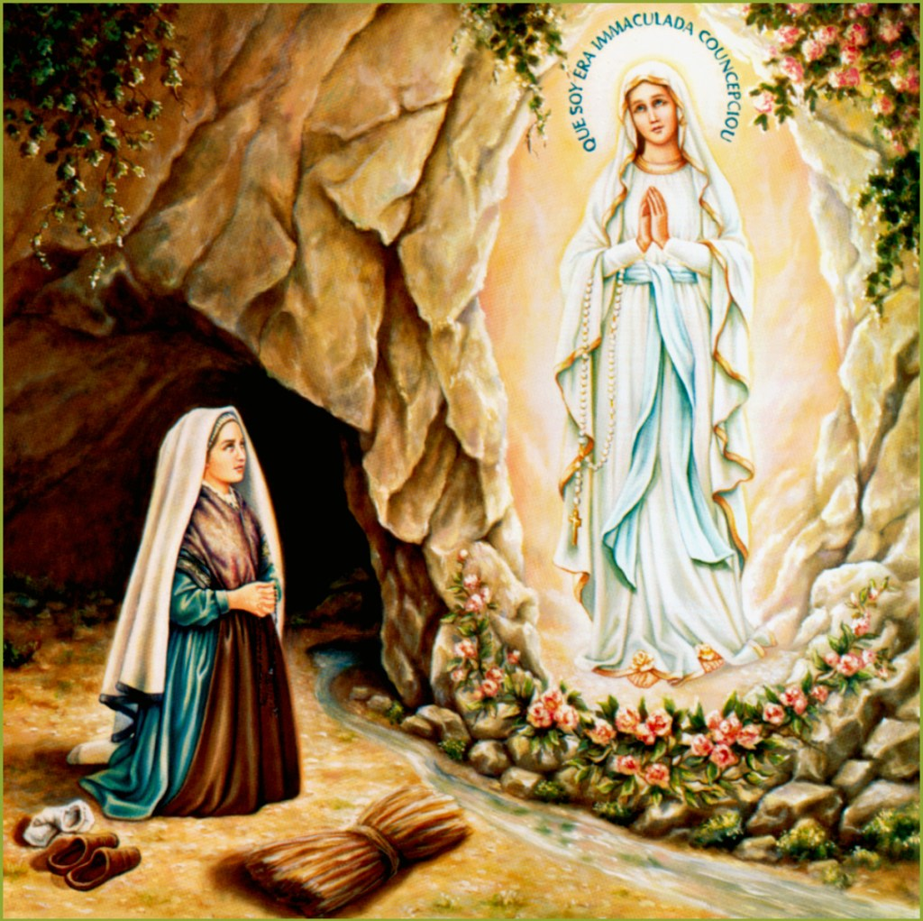 Prayer to Our Lady of Lourdes - The Best Catholic