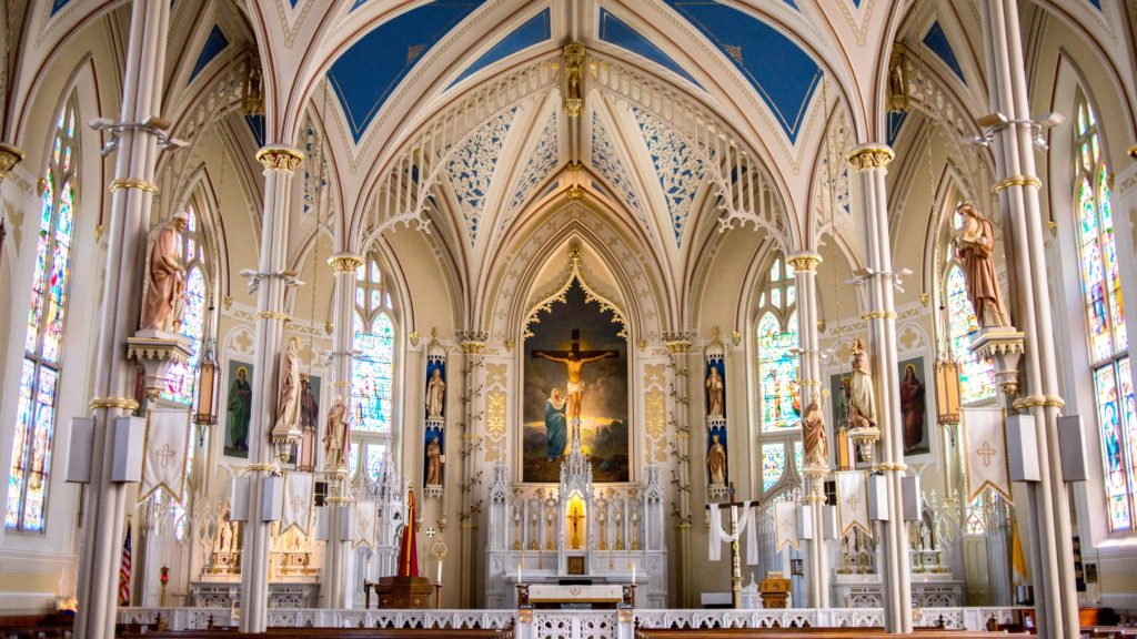 Mass Readings For August 18, 2019 - Sunday - The Best Catholic