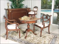 Chess Table And Chairs | Chairs Model