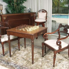 Chess Table And Chairs Al Fresco The Best Tables Sigma Cts983