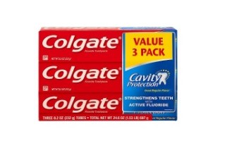 Colgate Cavity protection Deal