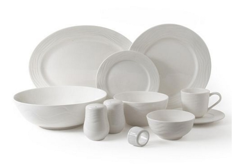 Gibson Everyday Eventide 46-pc. Dinnerware Set for $25.19 Shipped for Kohls Charge Card  sc 1 st  The Best Deals Club & Food Network 40-pc. Dinnerware Set for $34.99 at Kohls for Kohls ...