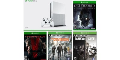 xbox one s 2tb 4 games
