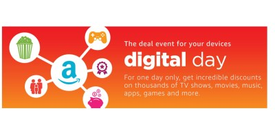 Amazon Digital Day Sale