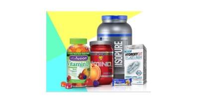 Amazon Nutrition & Wellness Essentials