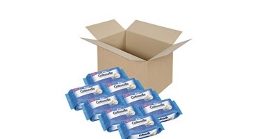 336 Wipes Cottonelle FreshCare Flushable Cleansing Cloths