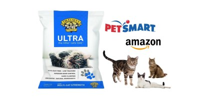Any One Bag of Dr. Elsey's Precious Cat Litter (up to 40lbs