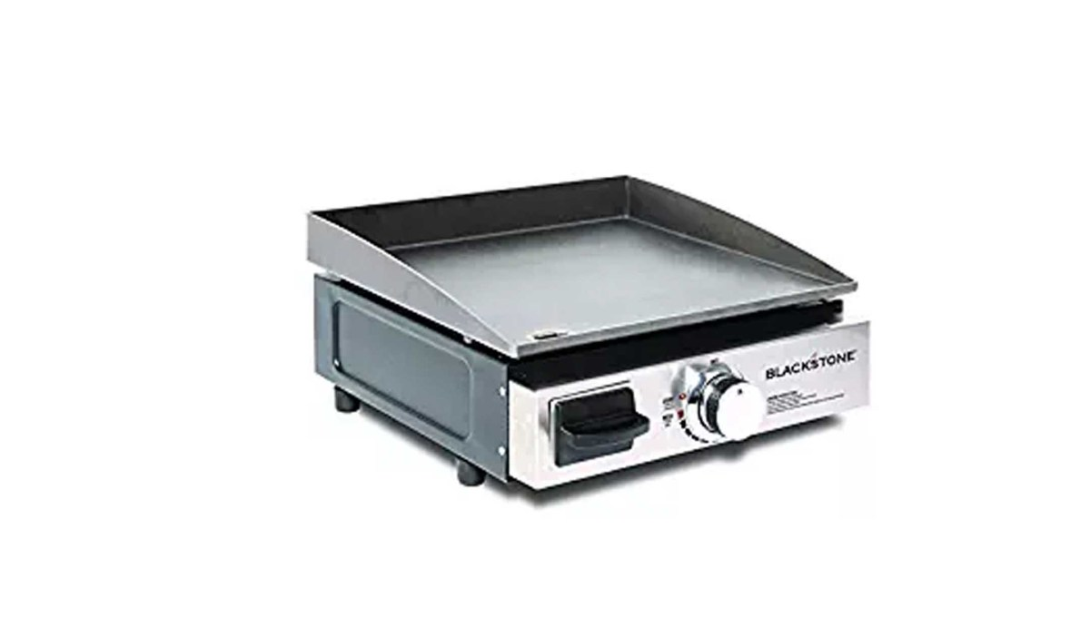 Blackstone 17inch Table Top Griddle for $73.93 at Amazon & Walmart