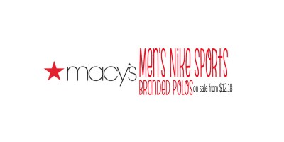 Men's Nike Sports Branded Polos various styles sizes