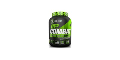 MusclePharm Combat Powder Advanced Time Release Protein, Cookies 'N' Cream 4 Pound