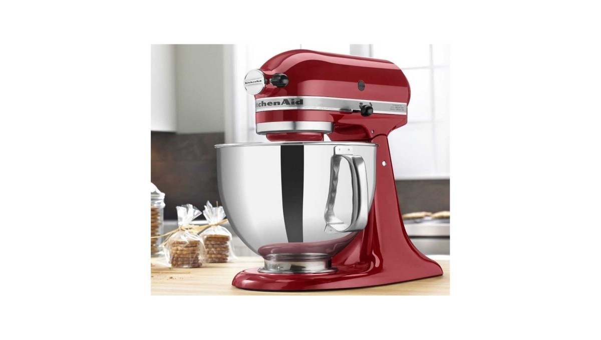 Brand New Kitchenaid Stand Mixer Tilt 4 5 Quart Ksm8 For