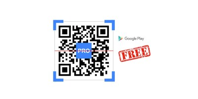 QR and Barcode Scanner PRO for FREE at Google Play