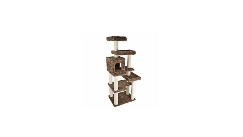 Whisker City Deluxe Playground Cat Tree