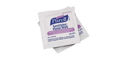 PURELL Sanitizing Hand Wipes – Individually Single Wrapped (300 Count)
