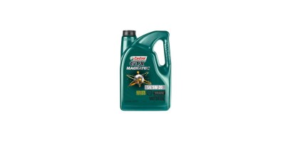 5 QT – Castrol GTX MAGNATEC 5W-20 Full Synthetic Motor Oil
