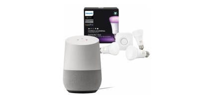 Google home and philips