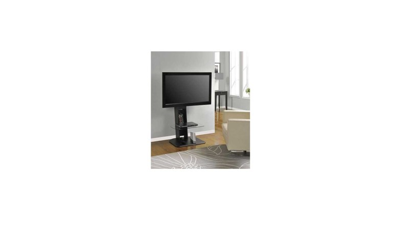 Ameriwood Home Galaxy Tv Stand With Mount For Tvs Up To 50 For