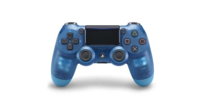 Sony DualShock 4 Controller for PlayStation 4 – Blue Crystal (Walmart Exclusive)