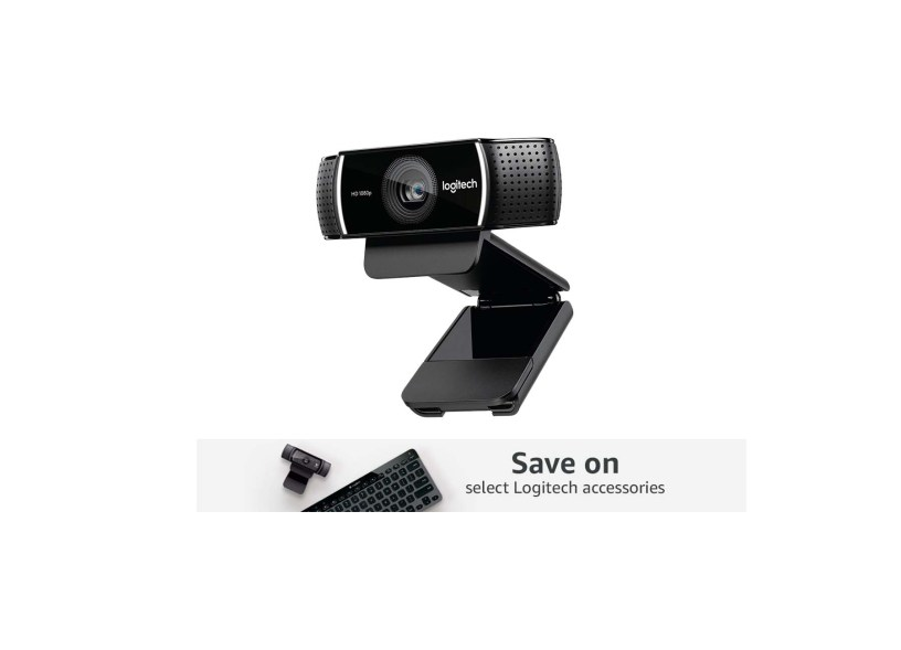 04c1cefbdb1 Logitech C922x Pro Stream Webcam for $49.99 at Amazon – The Best ...