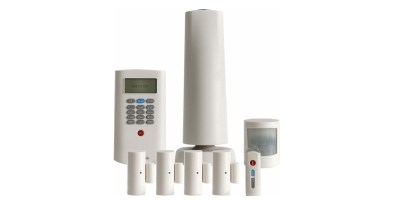 SimpliSafe – Protect Home Security System – White