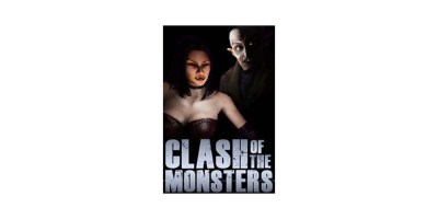 Clash of the Monsters The Horror Fighting Game
