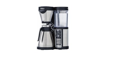 Ninja – Coffee Bar Brewer with Thermal Carafe (Stainless Steel/Black)