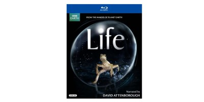 Life (Narrated By David Attenborough) [4 Discs] [Blu-ray]