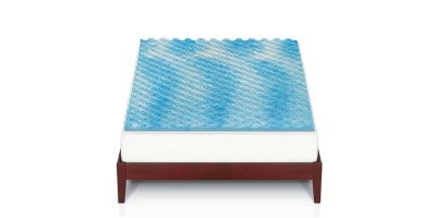 The Big One 1.5 Gel Memory Foam Mattress Topper (Any Size)