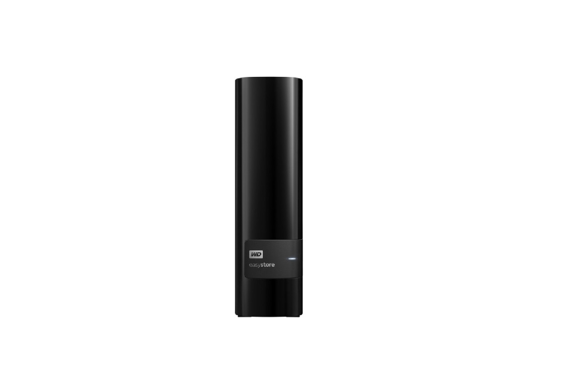 WD easystore 8TB External USB 3.0 Hard Drive for $149.99 at Best Buy & eBay
