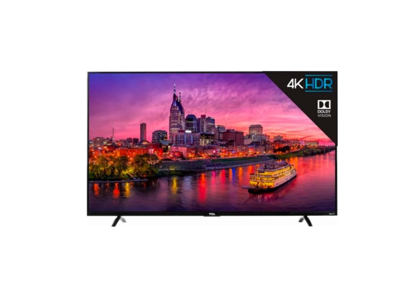 TCL 55″ Class LED P6 Series 2160p Smart 4K UHD TV with HDR