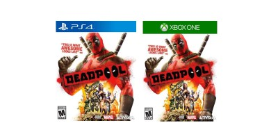Xbox One & PS4- Deadpool