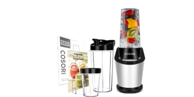 COSORI 800 Watts Blender – 10-Piece Smoothie Blender for Shakes and Smoothies (Upgraded Version)