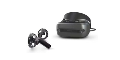Lenovo Explorer Windows Mixed Reality Headset with Motion Controllers