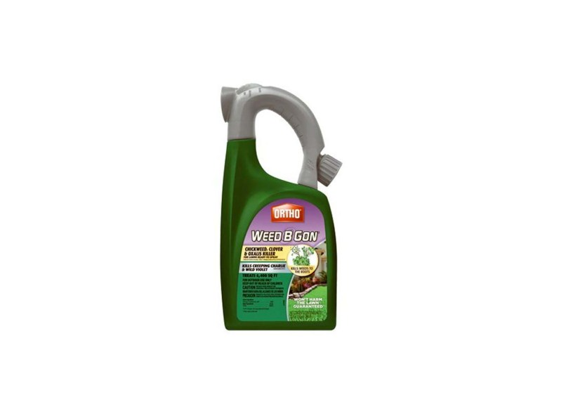 Ortho B Gon Chickweed – Clover & Oxalis Weed Killer for Lawns RTS Trigger