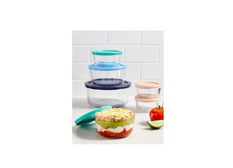 12-Pc. Pyrex Storage Set