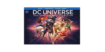 DC Universe 10th Anniversary Collection (30-Movies)