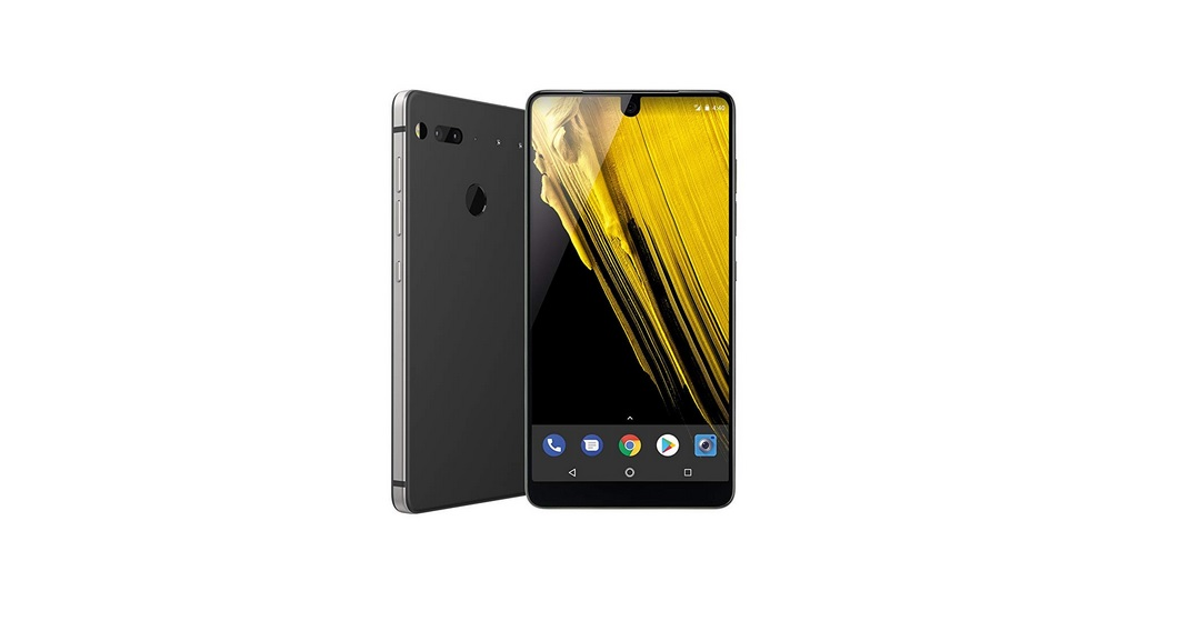 128GB Unlocked Essential Phone Titanium and Ceramic for $279.99 at Amazon