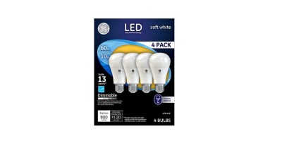 GE LED Soft White