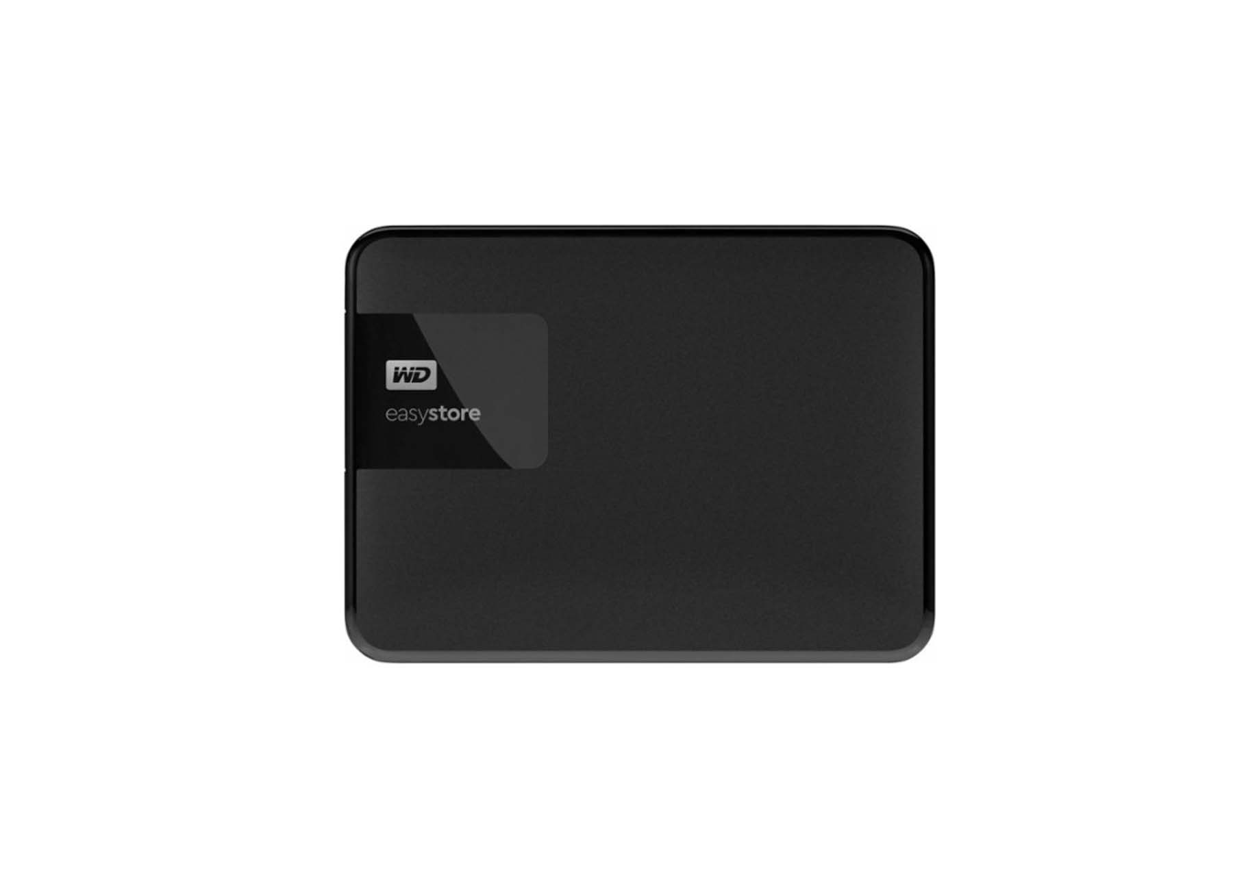 WD Black Easystore 2TB External USB 3.0 Portable Hard Drive
