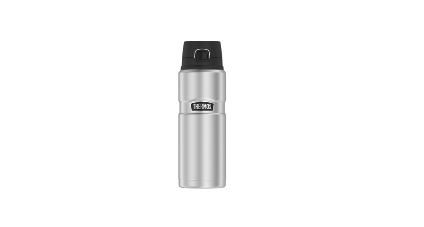 Thermos 24oz Stainless Steel King Direct Drink Bottle for $13.49 at Target