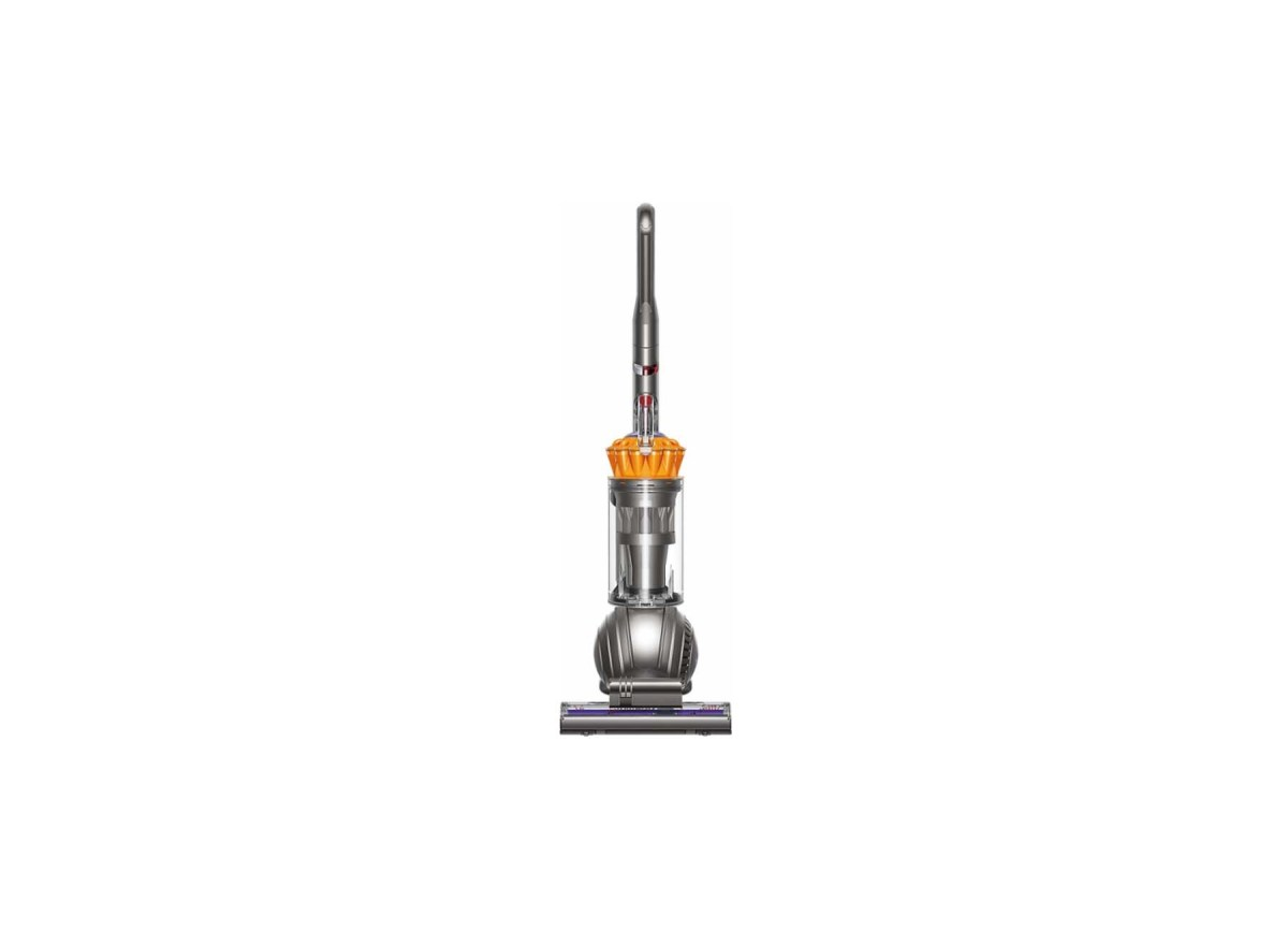 Dyson Ball Multi Floor Bagless Upright Vacuum for $199.99 at Best Buy