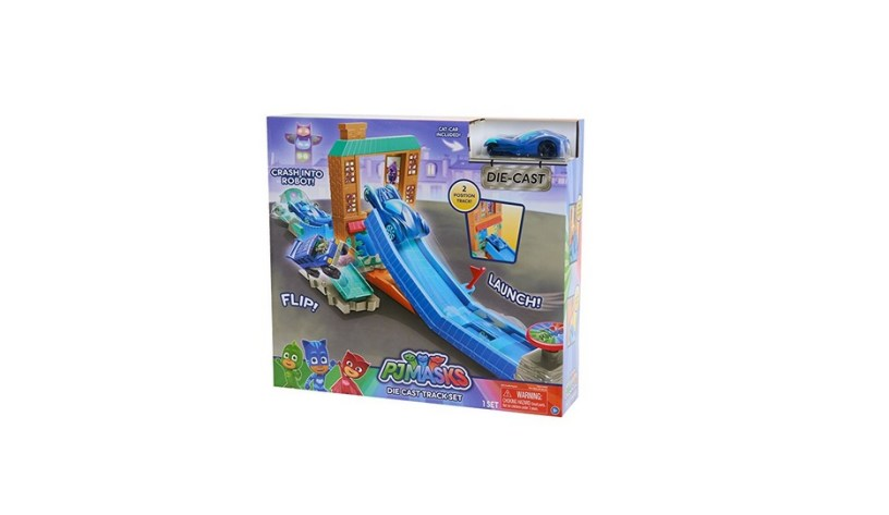PJ Masks Die Cast Playset