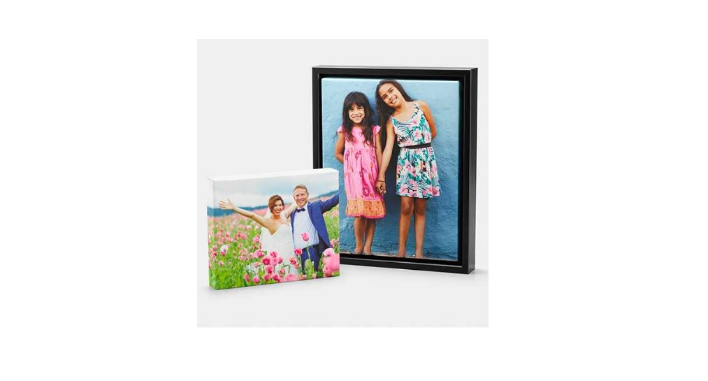 """11""""x14"""" Canvas Photo Print for $10 at Walgreens Only Today (10/15/18)"""