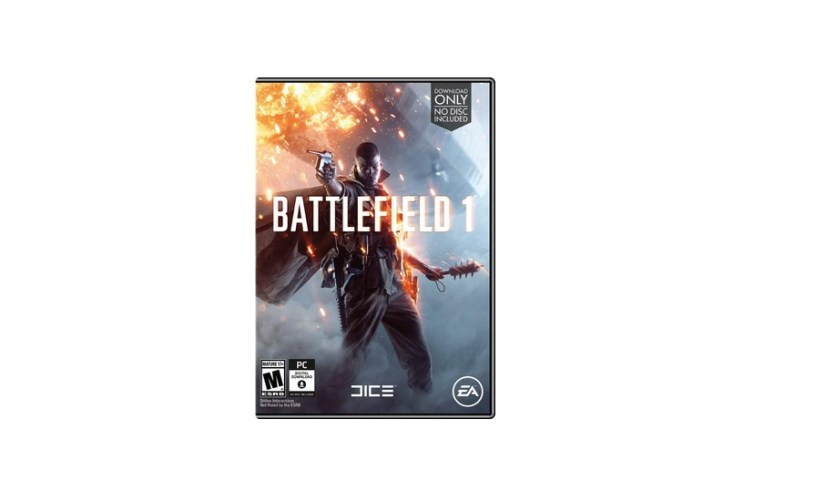 Battlefield1 PC digital download