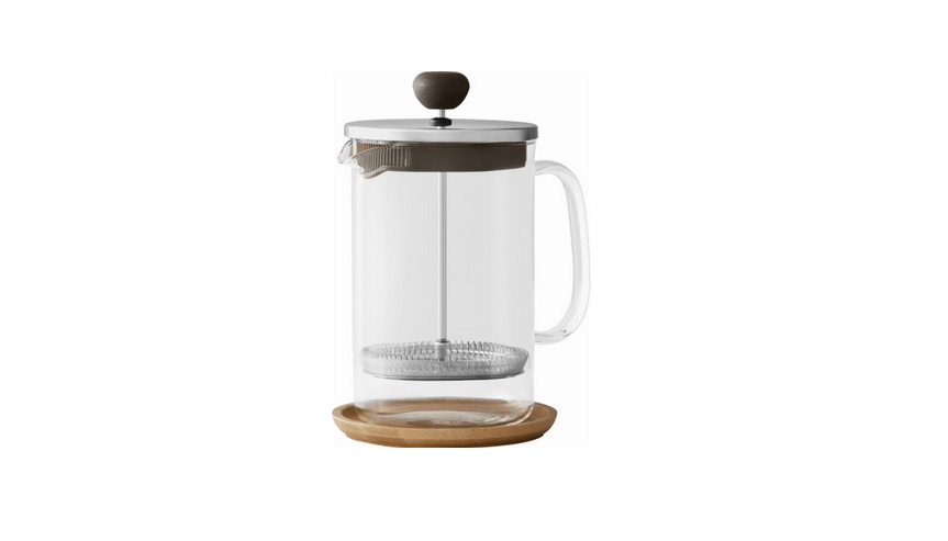 Caribou Coffee 5-Cup French Press for $9.99 at Best Buy