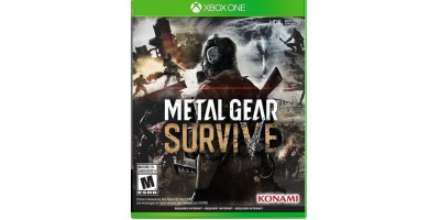 Metal Gear Survive – Xbox One